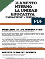 Reglamento Paulo Freire 2019