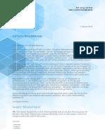 Initiativbewerbung Muster Beispiel Vorlage Design