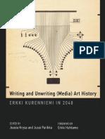 [Leonardo Book Series] Joasia Krysa, Jussi Parikka - Writing and Unwriting (Media) Art History_ Erkki Kurenniemi in 2048 (2015, The MIT Press).pdf