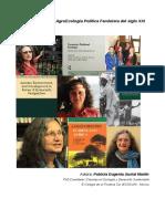 AgroEcologia Politica Feminista Siglo XXI PESusialMartin