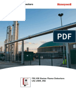 Brochure Flame Detector