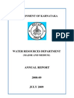 Annual Report _irrigation Dept