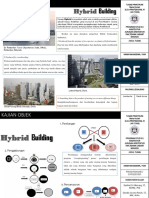 hybrid building - studi kasus