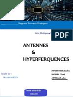 Tp-Antennes Et Hyperferquences 2