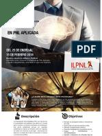 Brochure Consultor en Pnl
