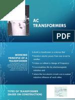 Ac Transformer Part i(3)