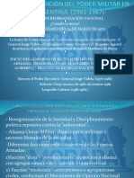 Descomposicion Del Poder Militar en La Argentina-segunda Parte- Final