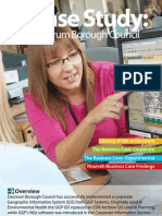 GGP Systems / Dacorum Borough Council GIS and Gazetteer Management case study