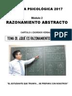Guía de razonamiento abstracto