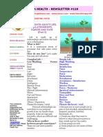 HomaHealthNewsletter110.pdf