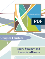 Internatinal business- entry srategy