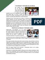 PRACTICAS CULTURALES Y VESTUARIO DE LOS XINCAS, LADINOS, GARIFUNAS, MAYAS INTRODUCCION CONCLUSION ETC.docx