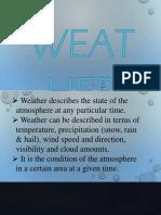 Presentation Weather