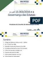 6 a Lei 13 303 e a Governanca Das Estatais Emilio Carazzai CA Ibgc