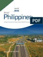 ADB Development Effectiveness Brief
