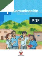 Comunicación 1 Cuaderno de Trabajo Para El Ámbito Rural