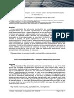 Artigo - Impermeabilização