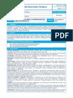 It-CD-guay-01-Ed.0 - Procedimiento Para La Integracion Del Libro de Proyecto