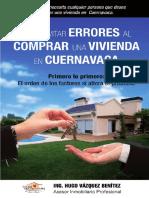 Como Evitar Errores Al Comprar Una Vivienda en Cuernavaca_2019
