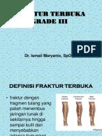 129936350-Fraktur-Terbuka-Grade-III.ppt