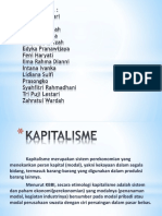 KELOMPOK 2 KAPITALISME