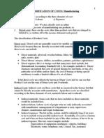 6 Notes and Formula of Costing Mafa Accounts
