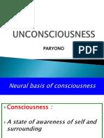 Unconsciousness Disorder