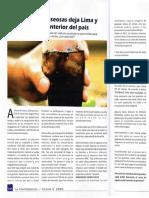 Memoria Descriptiva Para Regularizacion de Licencia de Uso de Agua Subterranea Con Fines Agrarios Del Acuiferro