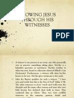 WITNESSES.pptx