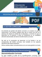 Enfoque Diseño y Aplicación de Proyecto Curriculares1