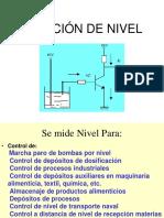 MEDICIÓN DE NIVEL.ppt