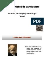 El Pensamiento de Carlos Marx (1)