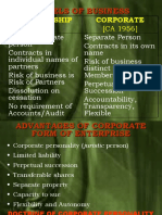 Chapter 01 - Forms of Companies