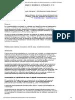 Determinación Del Factor de Carga en La...Rotubulares en La Ciudad de Cienfuegos