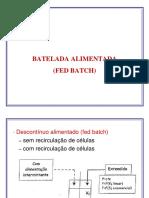 1. BATELADA ALIMENTADA