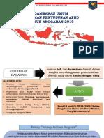 Pedumapbd2019 Gambaran Umum Pedum Apbd 2019-Kasubdit Wil III