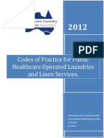 Laundry Standards Codes of Practice 2012