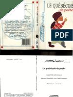 Le Quebecois de Poche.pdf