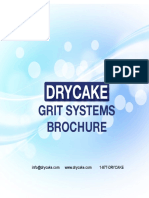 Drycake Grit Brochure