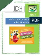 DIRECTIVA DE INICIO DE AÑO ESCOLAR.docx