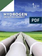 Hydrogen Untapped Energy