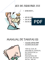 MANUALES DE TARIFAS ISS.ppt