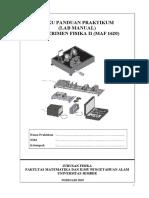 Interferometer Fabry Perot