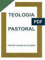 Teologia Pastoral - Pastor Uilson de Oliveira