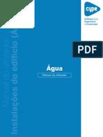 Instalacoes Do Edificio Aguas Manual Do Utilizador