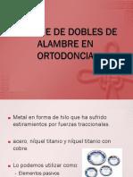 Informede Alambres y Fundicion