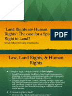 Land rights are human rights.ppt