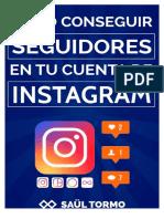 Saul Tormo - Como Conseguir Seguidores en Instagram v1.0