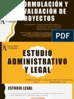 Estudio Administrativo y lega - Estudio Financiero [Autoguardado].pptx