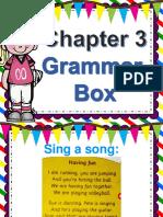Grammar Box Chapter 3 Speaking
